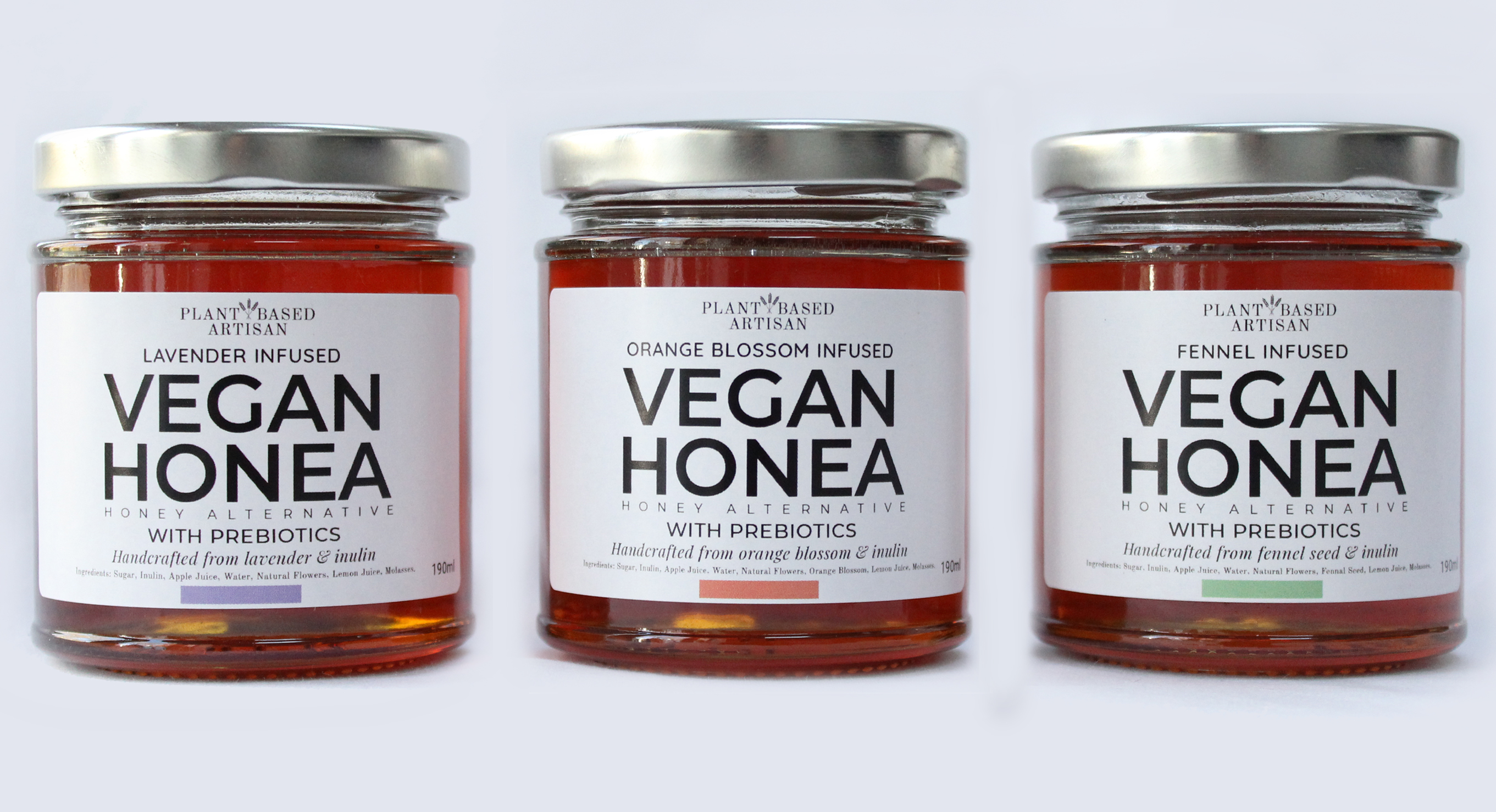 190ml Vegan Honea