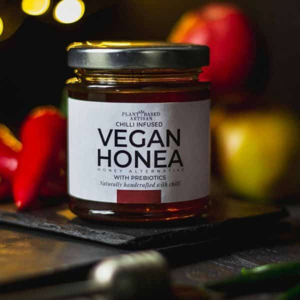 Honea Vegan Honey Alternative chilli