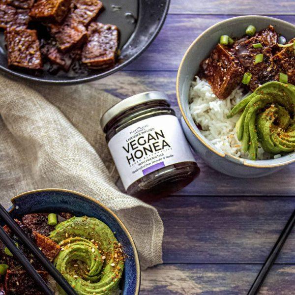 Honea Vegan Honey Alternative lavender