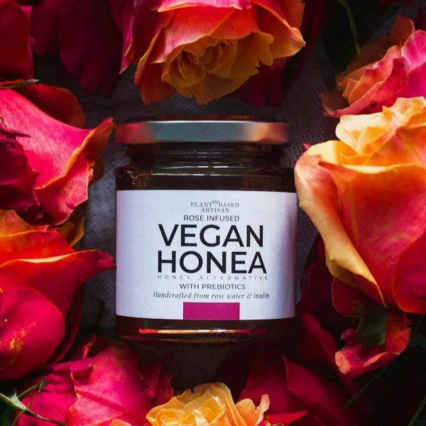 Honea Vegan Honey Alternative rose