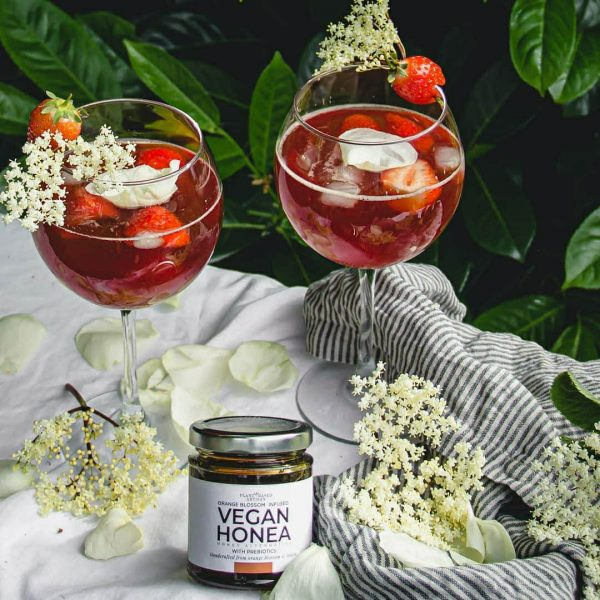 Honea Vegan Honey Alternative orange blossom